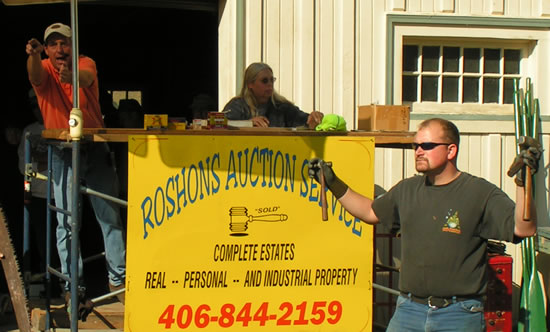 Roshons Auction Service