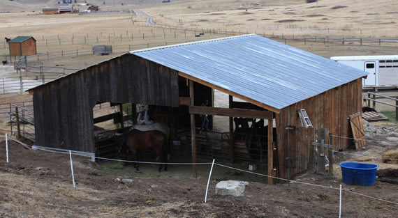 Epic Barn